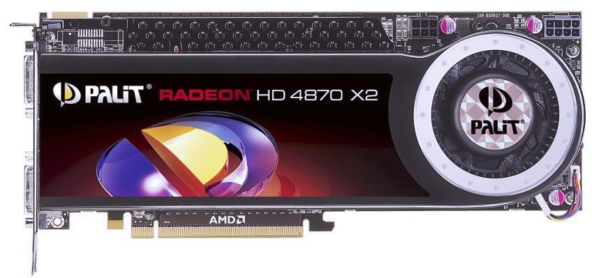 Palit ATI Radeon 4870x2